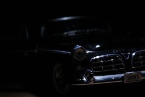 1955 Chrysler C 300 by firxxx