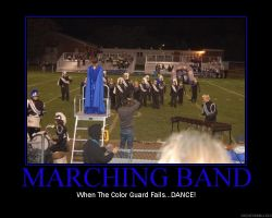 Marching Band by nevermorealoneraven