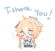 Thank You! by Rineri