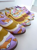 Three Foxy Brogues by ponychops