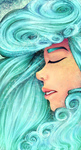 Ocean Dream by Amulet-Kitty