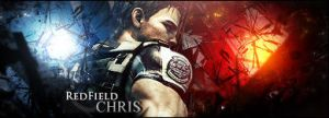 Redfield Chris by CLFF