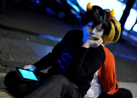 Sneak - Homestuck by Schlangenschatten