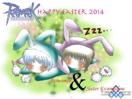 Happy Easter 2014 by deepix