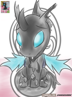 30minchallenge - Changeling by jcosneverexisted