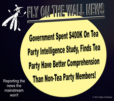 Government Wastes $400K On Tea Party Intellect! by IAmTheUnison