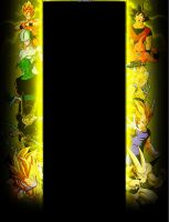 Dragon Ball Z Youtube Background by Pheonixmaster1
