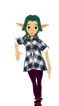Keira Hagai This Outfit is Not Bad MMD, by 9029561