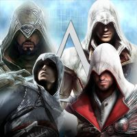 Assassins Creed saga2 by freak by SimoneFerraroGD