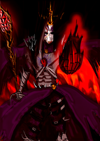 Queen of Blades by InfernalOne666