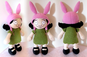 Louise Belcher - Bob's Burgers by Squisherific