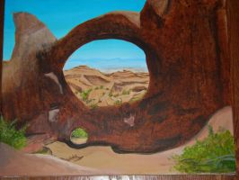 Double O Arch by Chr-ali3