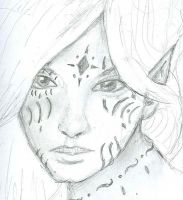 Drow by Pronkbaggins