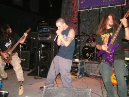 Mummification takes the stage by caioneach