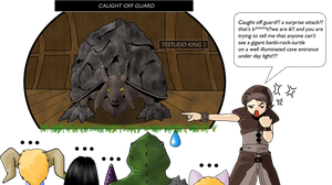 Caught Off Guad! (A Brave Story: ThNT TRIBUTE) by NeoWolfgang