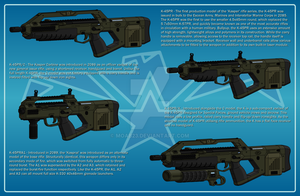 K-45PR Variants by MOAB23