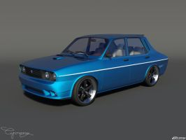 Dacia 1310 Tuned 3 by cipriany