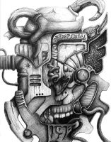 Mayan Future Gray 1 by ivanjs