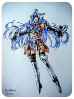 Kos Mos collab by Youlien