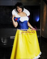 snowwhite cosplay 4 by sumood