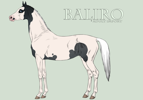 Custom Baliro Import - Kalmanen by Ikiuni