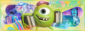 Mike Wazowski by mechulkedi