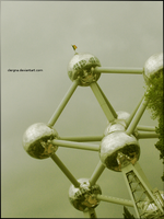 The Atomium by Clergna
