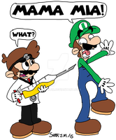 Dr Mario Saves Lives...? by UltimateStudios