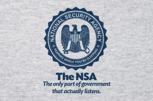 NSA (National Security Agency) by icu8124me