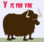 Total Drama Animal ABC - Y is for Yak by Juliefan21