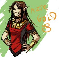 Aztec Gold by ars-goetica