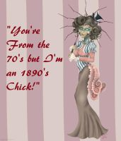 1890's Chick by Dragon-flame13