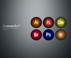 Creative Tools Ikon Pack by IconsClub