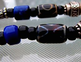 dzi beads... by shotsfiredimagedown