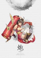 Humanization of Xiangqi by redeyehare