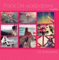 Pack Wallpapers Vintage by Valitha6