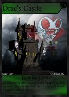 NecroMasters TCG - GYG - 015 - Drac's Castle by PlayboyVampire