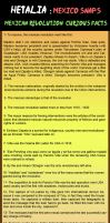 Hetalia  mexican revolution curious facts by chaos-dark-lord