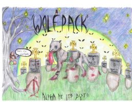 WOLFPACK LOGO by All-shall-fade