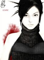 Ayame the Kunoichi. by Arioanindito