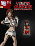 Young Justice: Renegade #1 by Neo-Jackal