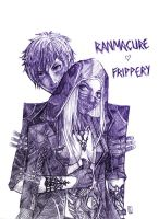 [Forsaken World] frippery + RanmaCure by pukuu