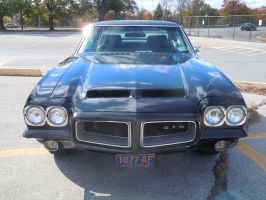1972 Pontiac GTO by Brooklyn47