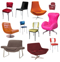 Retro chairs by simplyuse
