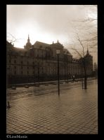 A Rainy Winter Mourning by Livor-Mortiis