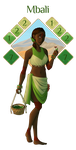 Mbali - Sands of Khashaan by ethereal-dancer