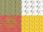 Fabric patterns by Stock-Estrilda