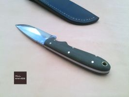 Fire-Ant Convex O1 by MLLKnives