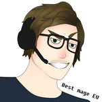 Best mage EU by Orso-chan