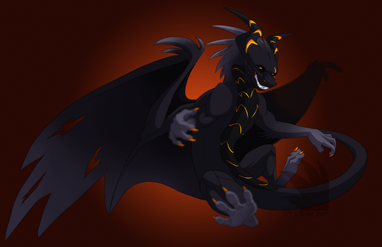 AT: Inferno by Leithster